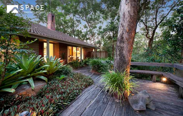 ELWOOD - LUXURIOUS RETREAT - Brisbane - Vila