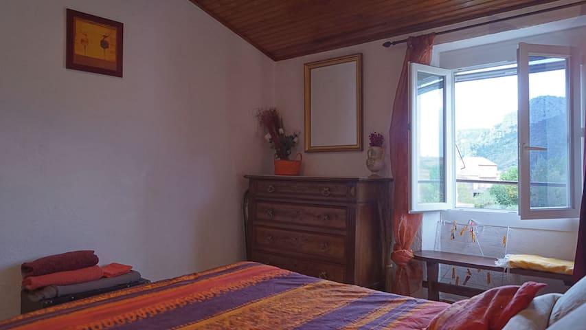 Maison d'hôtes Le Galamus, chambre 1 (2 personnes)