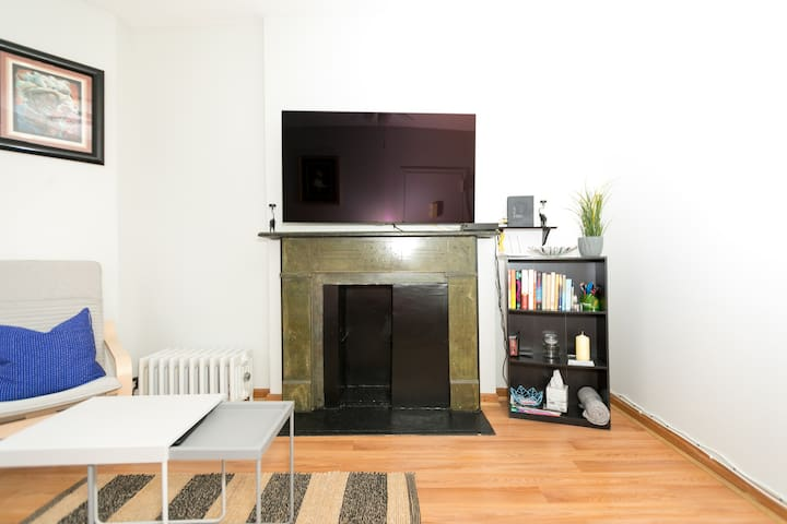 Charming 1 Bedroom Apartment in Clinton Hill