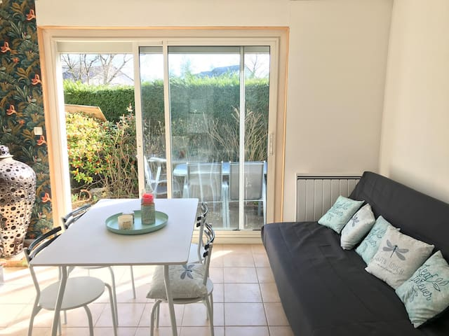 SUPERBE APPARTEMENT LUMINEUX PROCHE RENNES