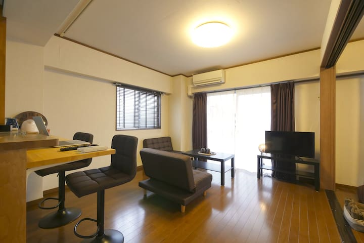 Female only dorm,10 min to Shinjuku Sta. JR Koenji