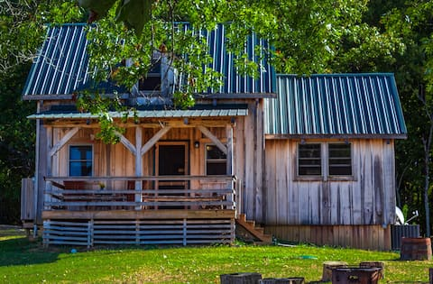 Beautiful, secluded, Amish-built cabin on 80 acres