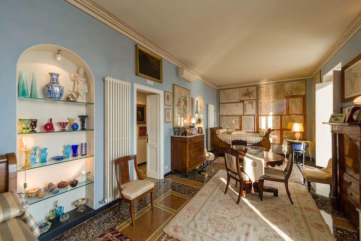 La Casa del Viaggiatore Luxury - Pieve Ligure