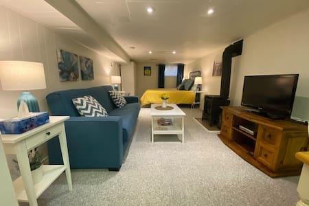 Hamilton Haven #1: Private & Beautiful Apt Suite