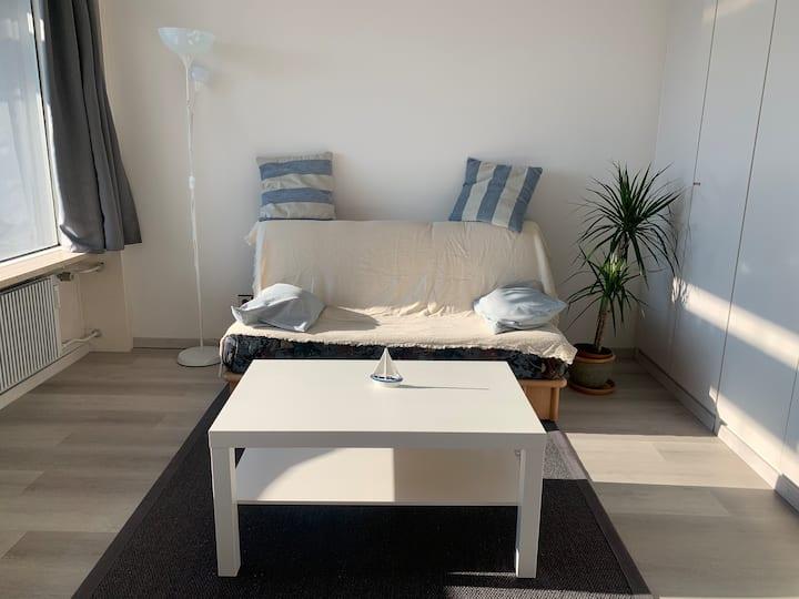 Modernes Strandnahes Apartment mit WLAN