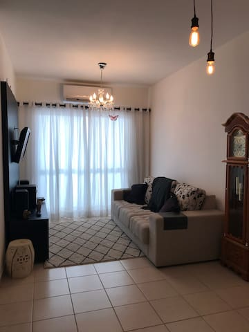 Jardim Suarão - Itanhaém - apartamento com vista