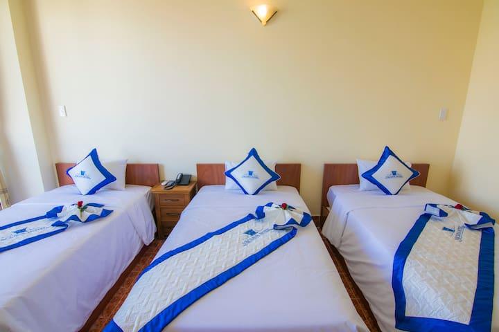 Superior Triple Room - (1) - Vacsava Vung Tau