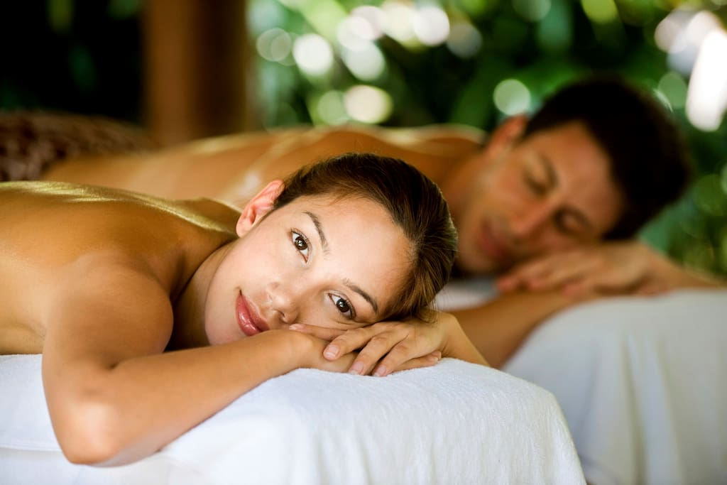 Couples treatments available during your stay