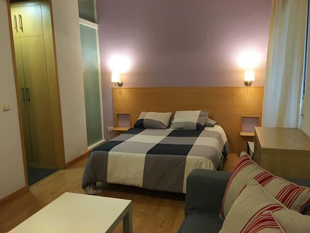 Estudio en pleno barrio Salamanca - Madrid - Appartement