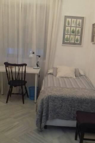 Habitacion individual en Los Remedios