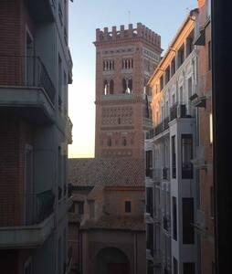 Ubicación y vistas inmejorables en el centro - Teruel
