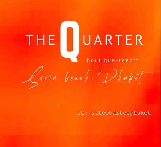 The Quarter Surin boutique with private pool: 401
