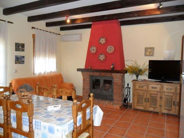 Alojamiento Rural montaña Cazorla - Burunchel, Andalucía, ES - Leilighet