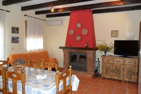 Alojamiento Rural montaña Cazorla - Burunchel, Andalucía, ES - Daire