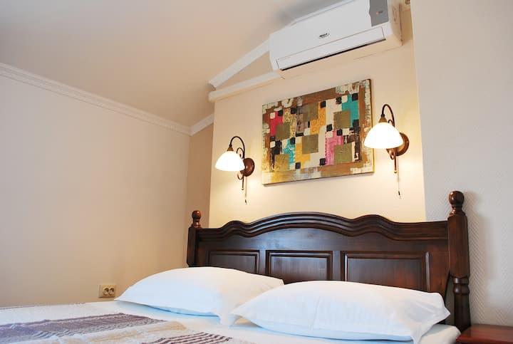 Three Bedrooms Apartment sea view