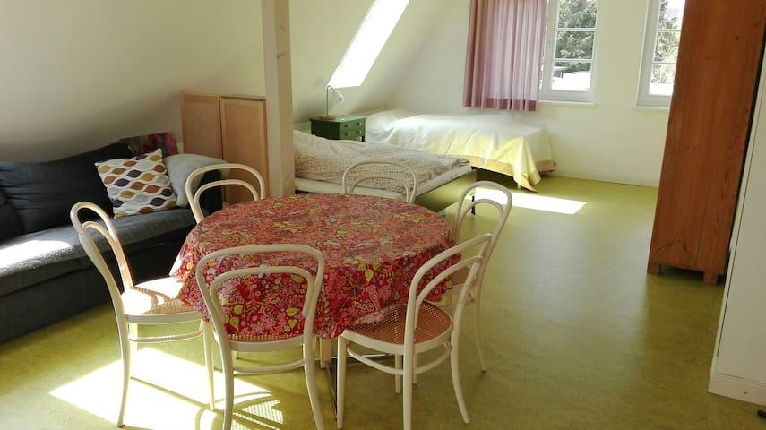 Schönes ruhiges Zimmer nah Uni/City - Lübeck - Maison