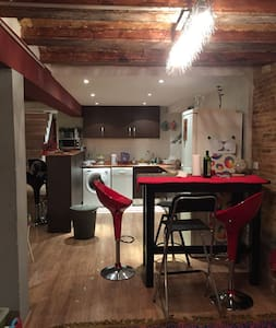 Cheap, Confortable and centric room - Barcelona