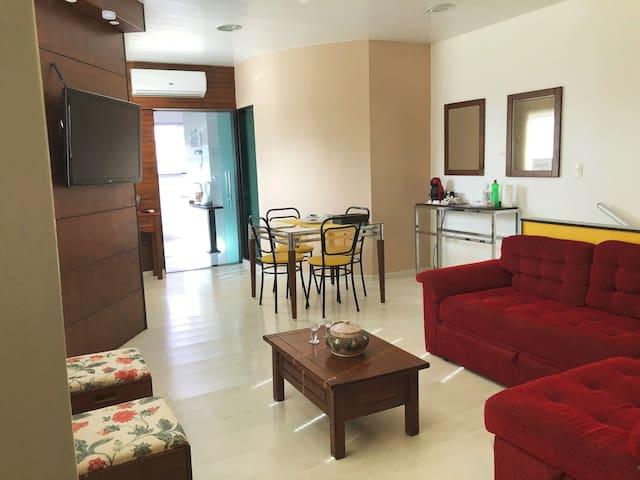 Aconchegante Apartamento Cidade Velha Belém