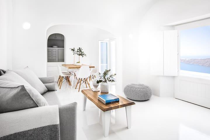 Erossea Villa / Suites level Caldera - Imerovigli - วิลล่า