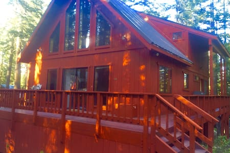 Pet Friendly, cabin in Serene Lakes near Tahoe