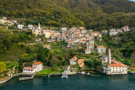 The Old Priest's House on Lake Como - Careno - Apartament
