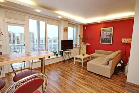 SkyCity Apartment - Vilnius