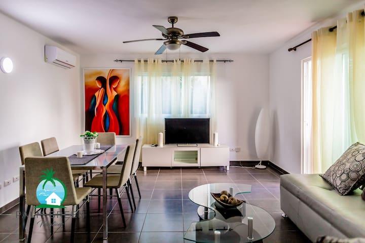 3 Bedrooms Cozy Apartment off now ⭐