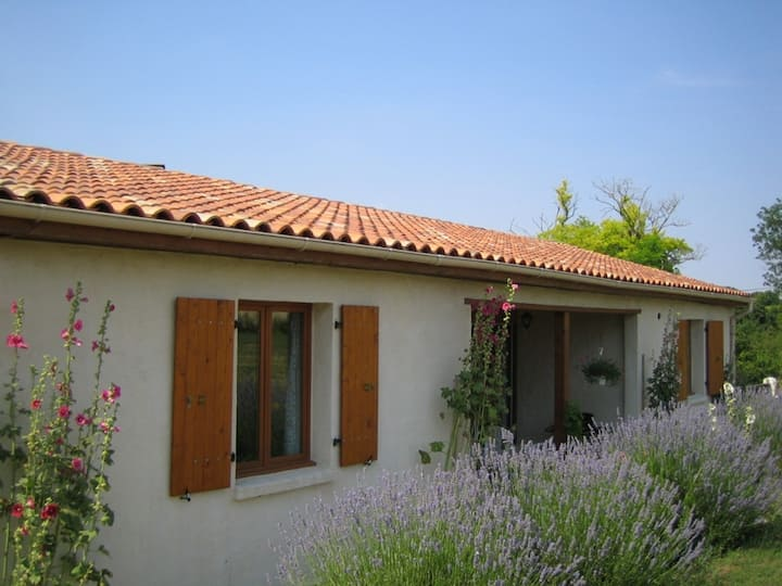 Villa Tranquille - get away to the countryside
