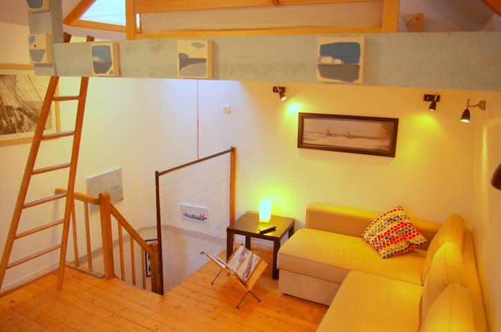 Maison à 200m de la mer 6 personnes - Fécamp - Talo