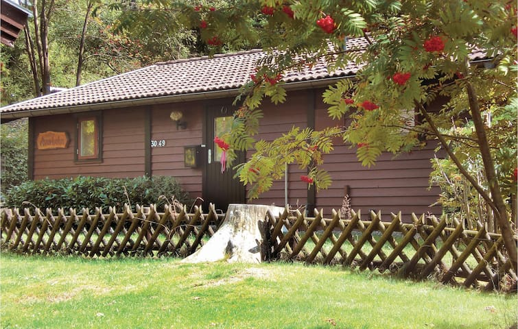 Holiday cottage with 2 bedrooms on 54m² in Clausthal-Zellerfeld