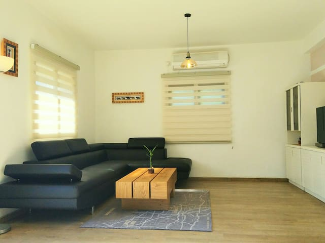 Homey apartment right on the park + free parking - Tel Aviv-Yafo - Appartement