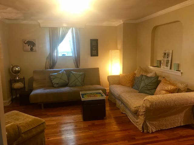 Cozy aparment in Long Island 45 minutes from NYC