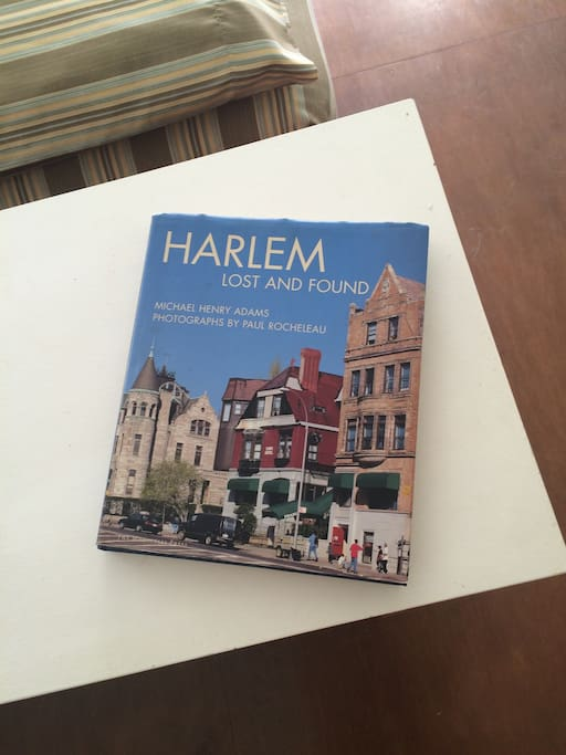 Welcome to Harlem!