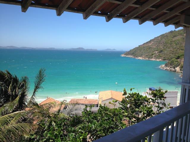 Arraial do Cabo Prainha Casa 2 quartos