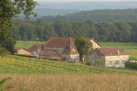 Chariaud - Saint-Romain - Bed & Breakfast