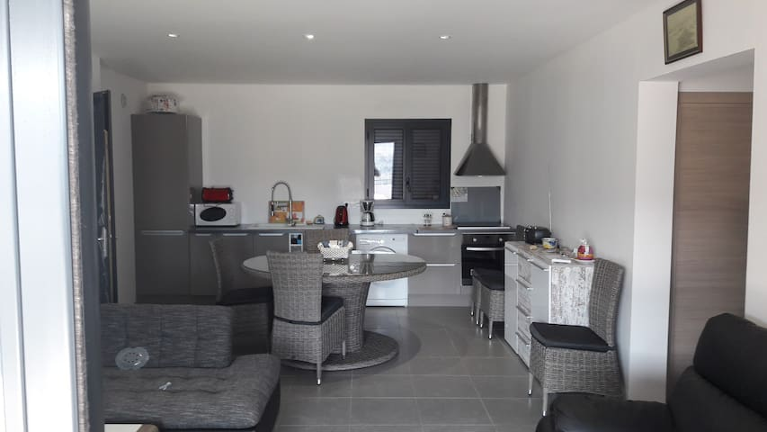 Appartement neuf avec grandes terrasses - Penta-di-Casinca - Kondominium