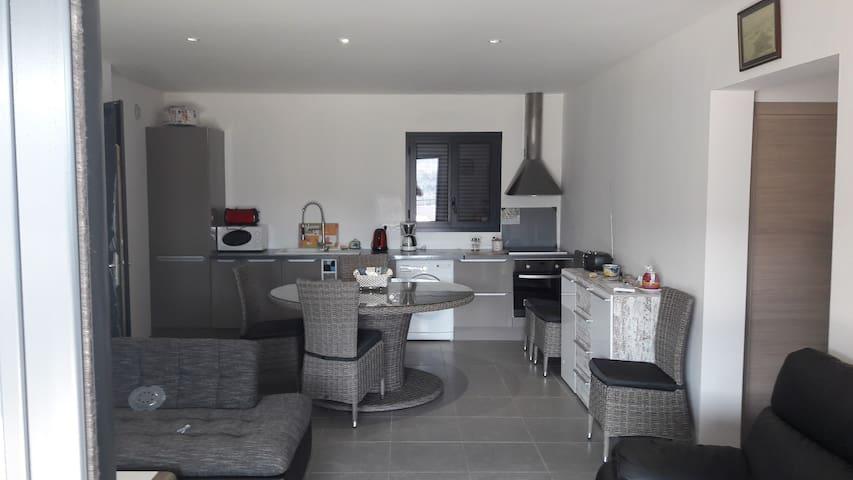 Appartement neuf avec grandes terrasses - Penta-di-Casinca - Condo