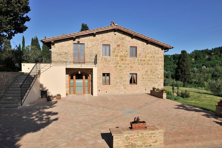 Lovely apartment in Chianti - Certaldo - Apartemen