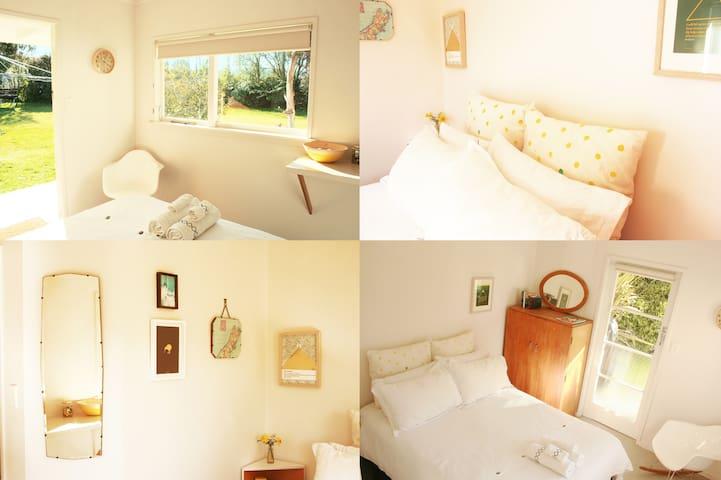 Sunny, Serene Studio in Motueka - Motueka - Cabin