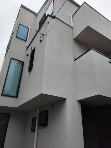 New house/free wi-fi /20minutes to ueno or shijuku