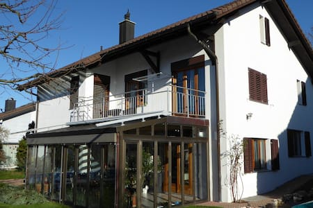 Doppelzimmer mit Balkon - Weisslingen