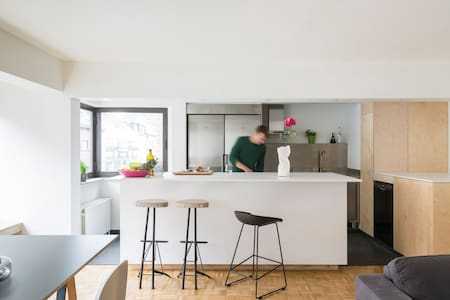 Design apartment in centre Aalst - Aalst