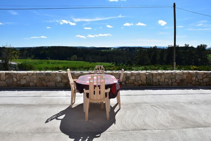 Confortable maison de campagne en Lozère