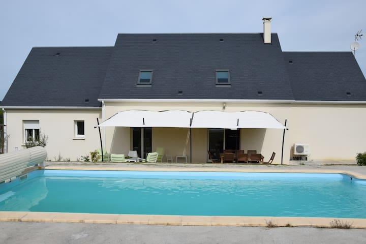 Le Haut Luain - Chambourg-sur-Indre - Hus
