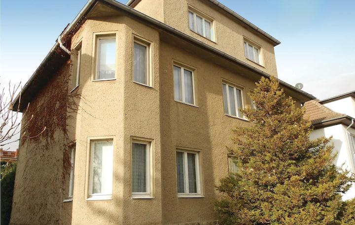 Amazing home in Waren/Müritz with WiFi and 2 Bedrooms