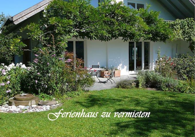 Ferienhaus 41 - Ottobeuren - บ้าน