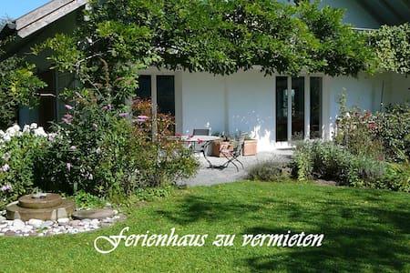 Ferienhaus 41 - Ottobeuren - Rumah