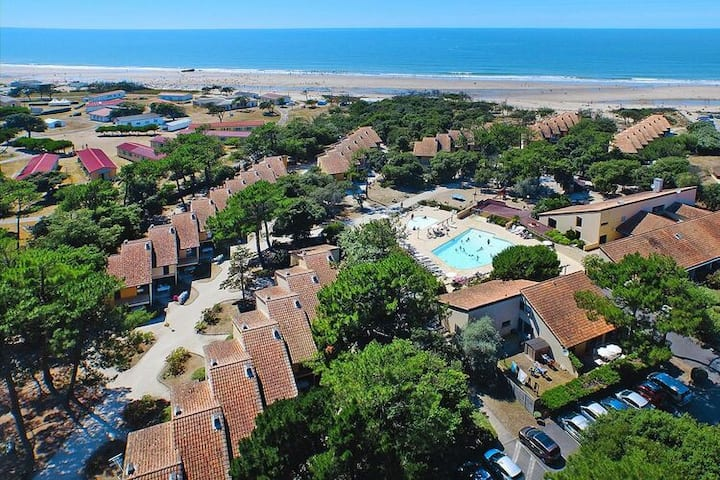 4 star holiday home in Soulac-sur-Mer