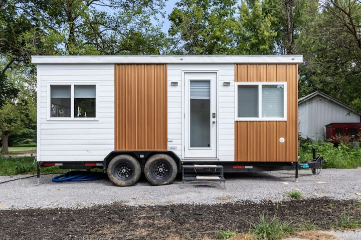 ON CAMPUS Purdue Tiny House Village - Penny
