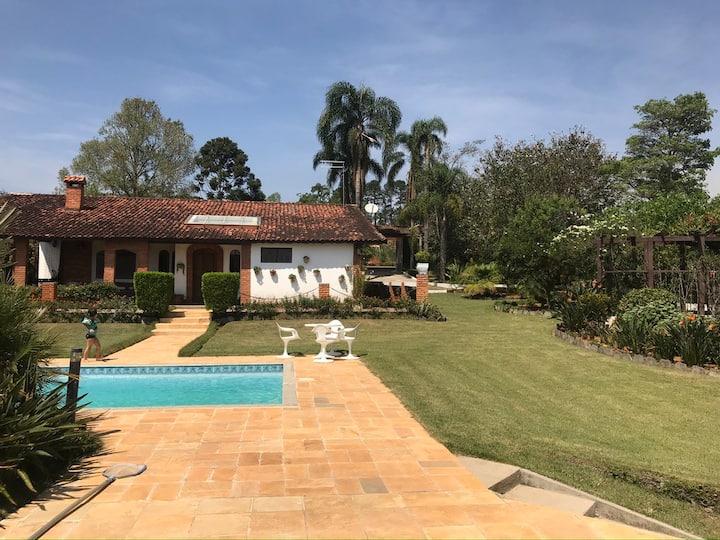 Casa de Campo / Sítio / Chácara Condomínio Fechado